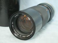 '  100-200mm FD ' Canon FD 100-200MM Zoom   Lens £17.99